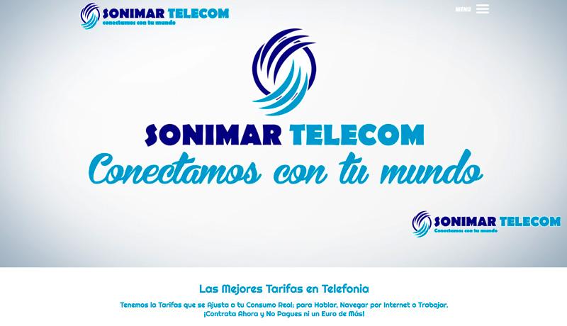 Logo Sonimar Telecom