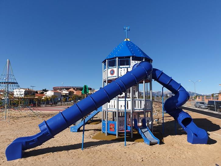 Parque infantil Ludomáquina