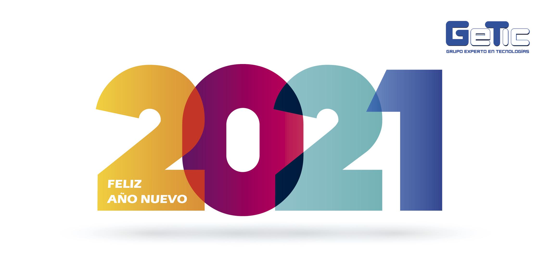 Feliz 2021 Getic